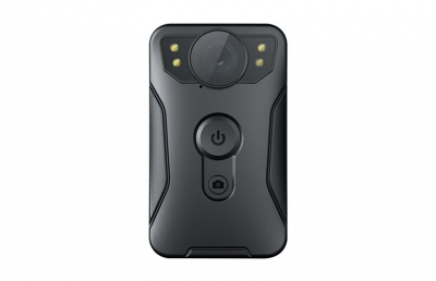 Small One Touch Record Body Camera