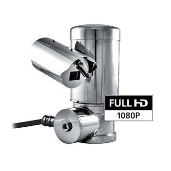 Explosion- Proof  full  HD PTZ Camera