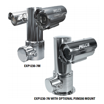 EXP1230-7N WITH OPTIONAL PXM200 MOUNT