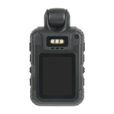 WA8 rotating lens body camera